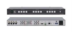 Kramer VS-121HC-Коммутатор и транскодер 12x1:2 композитного видео, s-Video и компонентного видео - фото 54710