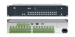 Kramer VS-1616A-Коммутатор 16х16 балансных звуковых стереосигналов, 100 кГц - фото 54731