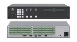 Kramer VS-3232A-Коммутатор 32х32 балансных звуковых стереосигналов с регулировками уровня - фото 54732