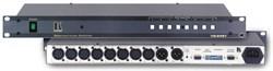Kramer VS-2481-Коммутатор 8x1:2 балансных звуковых моносигналов (разъемы XLR), 50 кГц - фото 54743