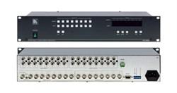 Kramer VS-828-Коммутатор 8x8 видео- и звуковых стереосигналов (с переключением по КГИ), 100 МГц - фото 54745
