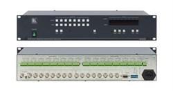Kramer VS-848-Коммутатор 8x8 видео- и балансных звуковых стереосигналов (с переключением по КГИ), 200 МГц - фото 54746