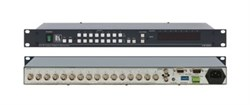 Kramer VS-88V-Коммутатор 8x8 видеосигналов (с переключением по КГИ), 200 МГц - фото 54748