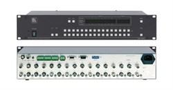 Kramer VS-162V-Коммутатор 16х16 видеосигналов (с переключением по КГИ), 100 МГц - фото 54750