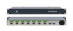 Kramer VP-61xl -Коммутатор 6x1 VGA и балансных звуковых стереосигналов, 400 МГц - фото 54757