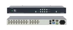 Kramer VS-42HC-Коммутатор 4х2 компонентного видео YUV и цифрового аудио SPDIF, 200 МГц - фото 54761
