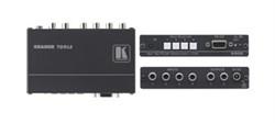 Kramer 6502-Коммутатор 4x1 / усилитель-распределитель 1:2 сигналов S/PDIF - фото 54765