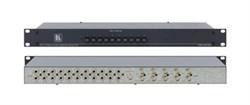 Kramer VS-101AV - Механический коммутатор 10х1 звуковых и видеосигналов 500 МГц - фото 54769