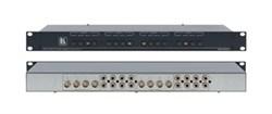Kramer VS-44AV-Механический коммутатор 4х4 композитных видео- и звуковых стереосигналов, 220 МГц - фото 54772