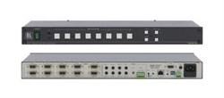 Kramer VP-81K-Коммутатор 8x1 VGA и небалансных звуковых стереосигналов, c технологией KR-ISP™, 500 МГц - фото 54774
