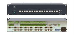 Kramer VP-161xl-Коммутатор 16x1 VGA и балансных звуковых стереосигналов, 500 МГц - фото 54775