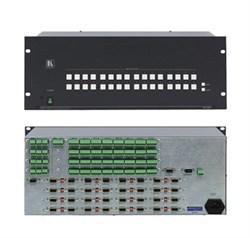 Kramer VP-321xl-Коммутатор 32x1 VGA и балансных звуковых стереосигналов, 250 МГц - фото 54776