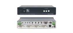 Kramer VP-311DVI-Коммутатор 3х1 DVI-D и звукового стереосигнала, с автоматическим режимом - фото 54779