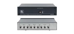 Kramer VS-21-Механический коммутатор 2x1 звуковых, видео и компонентных сигналов высокого разрешения, 980 МГц - фото 54781