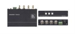 Kramer VS-33VXL-Коммутатор 3x1 видеосигналов (с переключением по КГИ), 46 МГц - фото 54785