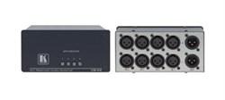 Kramer VS-4X-Механический коммутатор 4х1 балансных звуковых стереосигналов (разъемы XLR), 100 кГц - фото 54790