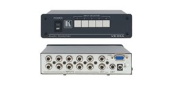 Kramer VS-55A-Коммутатор 5х1 звуковых стереосигналов, 100 кГц - фото 54792