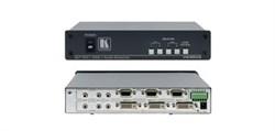 Kramer VS-2DVA-Коммутатор 2х1 сигналов DVI-D, VGA и звуковых стереосигналов - фото 54796