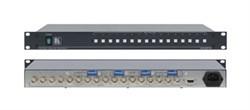Kramer VS-2016-Коммутатор 16x1 видеосигналов (с переключением по КГИ), 80 МГц - фото 54797