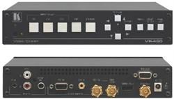 Kramer VP-460-Масштабатор ProScale™ сигналов VGA, YUV, HD-SDI 3G или CV в сигналы HD-SDI 3G и HDMI - фото 54820