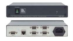 Kramer VP-5THD-Усилитель-распределитель 1:4 VGA, передатчик в витую пару (TP) - фото 54843