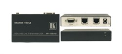 Kramer TP-102HD-Передатчик VGA или HDTV в витую пару (TP) с 2 выходами - фото 54846