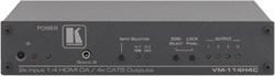 Kramer VM-114H4C-Передатчик сигнала HDMI с одного из 2 входов (TP или HDMI) в кабель витой пары (TP) с 4 выходами - фото 54866