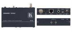 Kramer TP-9-Передатчик аудио и видео сигналов и ИК-команд в витую пару (TP) - фото 54882