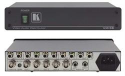 Kramer VM-5S-Усилитель-распределитель 1:5 видео- и звуковых стереосигналов, 340 МГц - фото 54935