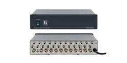 Kramer VM-10AN-Усилитель-распределитель 1:10 видео- и звуковых стереосигналов, 70 МГц - фото 54939