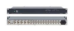 Kramer VM-10XL-Усилитель-распределитель 1:10 видео- и звуковых стереосигналов c регулировкой уровня и АЧХ, 360 МГц - фото 54940