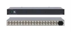 Kramer VM-92-Девятиканальный многорежимный усилитель-распределитель 1:2 видеосигнала, 500 МГц - фото 54953