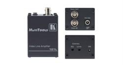 Kramer 101L-Усилитель композитного видеосигнала c регулировкой уровня и АЧХ - фото 54954