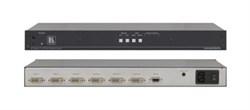 Кramer VM-24HDCP-Коммутатор 2x1 и усилитель-распределитель 1:4 сигнала DVI с поддержкой HDCP - фото 54956