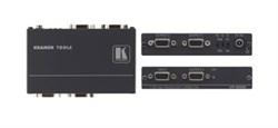 Kramer VP-300K-Усилитель-распределитель 1:3 VGA, 400 МГц c технологией KR-ISP™ - фото 54962