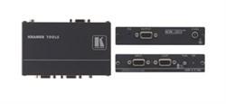 Kramer VP-111K-Линейный усилитель 1:1 VGA с регулировкой АЧХ, 450 МГц  c технологией KR-ISP™ - фото 54968
