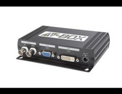 AV-BOX SC631HD (AD001HD-2) Преобразователь композитного видеосигнала в VGA с высоким разрешением - фото 55376