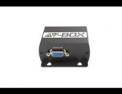 AV-BOX 3TP-70RT (AV-VE01Н-2) - Комплект приемник + передатчик удлинителя сигнала VGA по витой паре - фото 55389