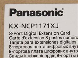 KX-NCP1171XJ - Плата подключения 8 внутренних цифровых линий - фото 55522