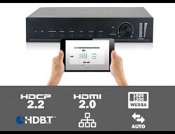 AV-BOX SC51TS-Презентационный 4К коммутатор с функцией масштабирования изображения - фото 55541