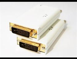 AV-BOX DV300 Приемник и передатчик DVI сигналов по одному оптическому волокну с LC коннектором - фото 55556
