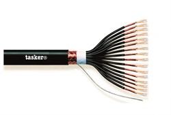 Tasker C312 - аудио мультикор 12х2х0.22 мм2 в общем экране - фото 55826