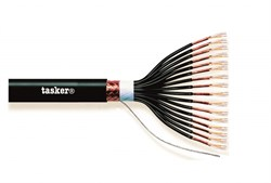 Tasker C332 - аудио мультикор 32х2х0.22 мм2 в общем экране - фото 55829