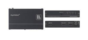 Kramer VM-2Hxl- высококачественный усилитель-распределитель 1:2 для сигнала HDMI