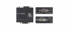 Kramer PT-101HDCP - Линейный усилитель (повторитель) для видеосигнала DVI-D