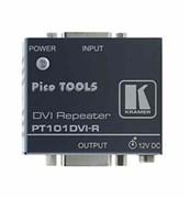 Kramer PT-101DVI-R - линейный усилитель сигналов DVI-D
