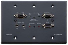 Kramer WP-211DS - коммутатор 2x1 для сигналов компьютерной графики с разрешением UXGA