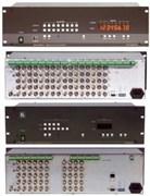 Kramer VP-84ETH-Коммутатор 8х4 cигналов RGBHV и балансных звуковых стереосигналов, 300 МГц