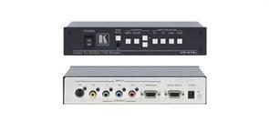 Kramer -413XL-Масштабатор видеосигналов в форматы VGA и HDTV