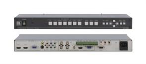 Kramer VP-436N-Масштабатор ProScale™ сигналов HDMI, VGA, YUV, YC, CV в сигнал VGA или HDMI